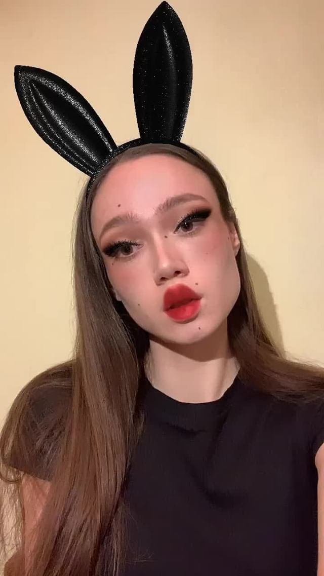 Instagram filter BUNNY