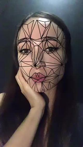liberman_dasha Instagram filter geometry