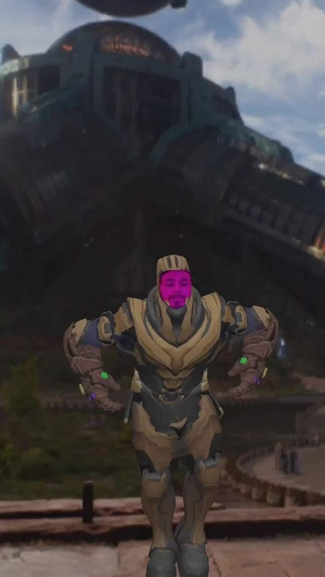 novoxyt Instagram filter Thanos Cumbion
