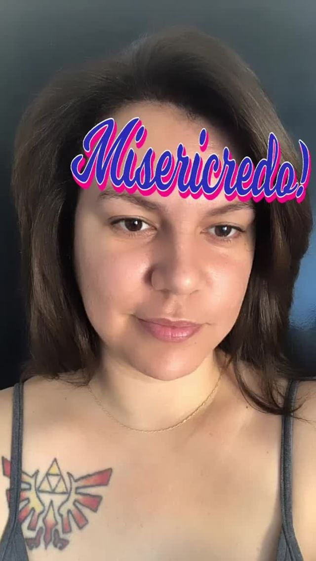 Instagram filter Misericredo