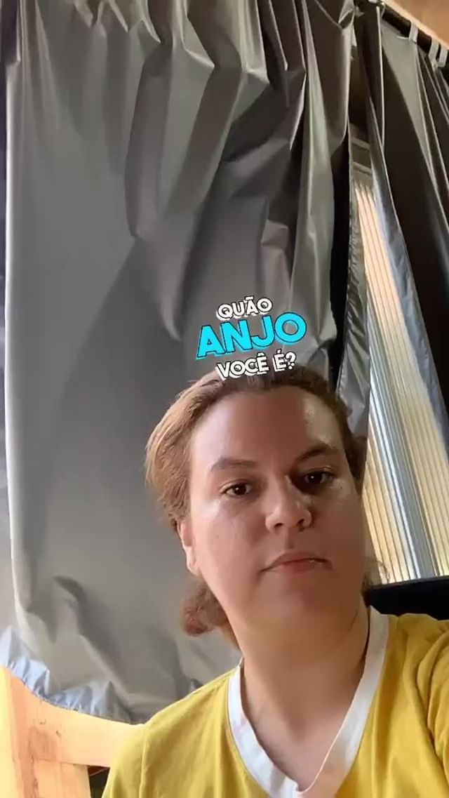 Instagram filter QUÃO ANJO?