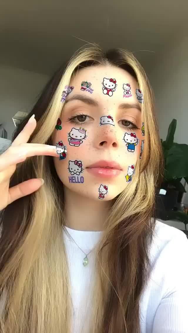 Instagram filter LU ANNA