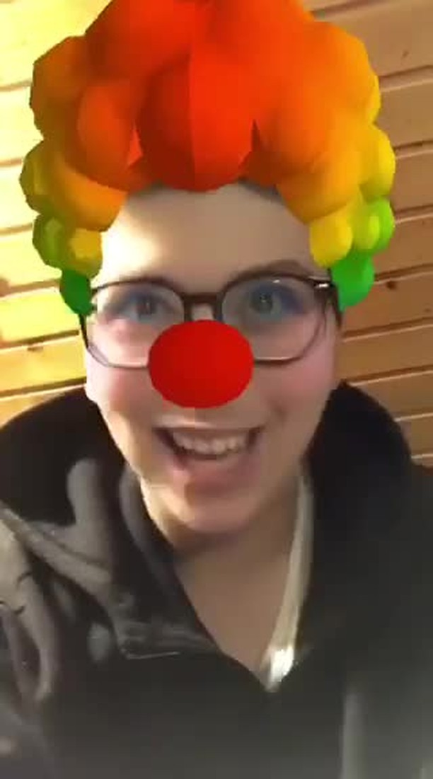 christianpugger Instagram filter Clown Memes