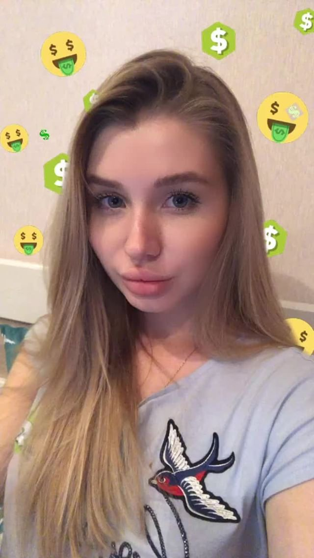 irina.geld Instagram filter cash