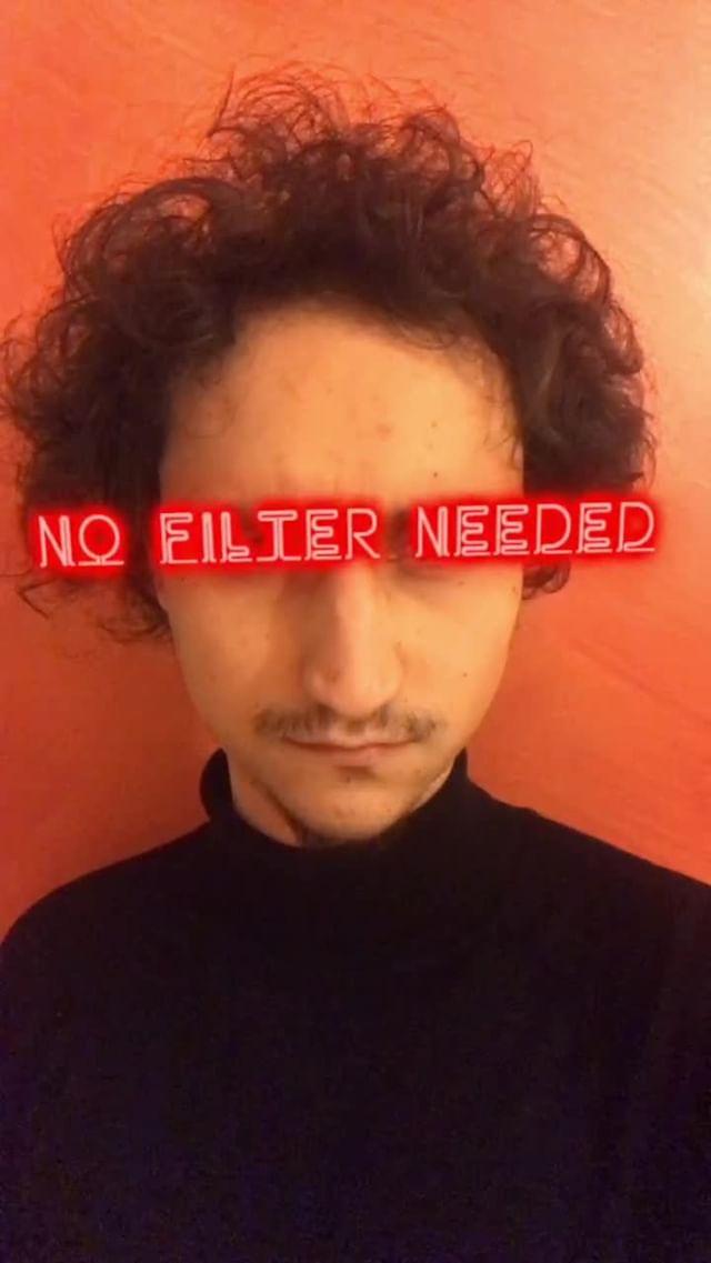 Instagram filter no filter