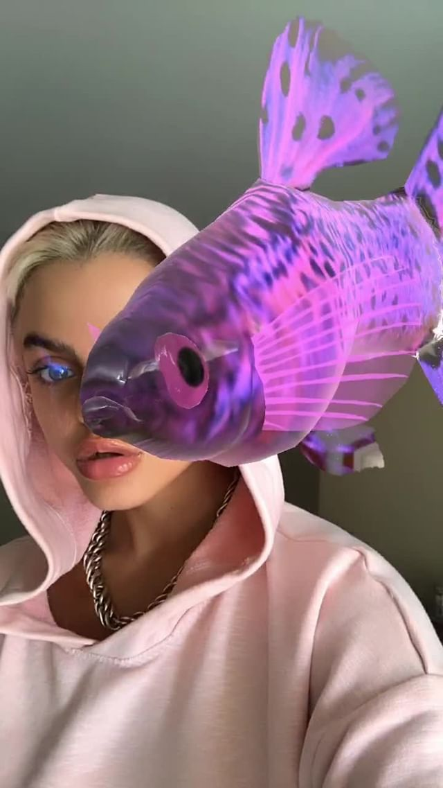 Instagram filter 魚-1