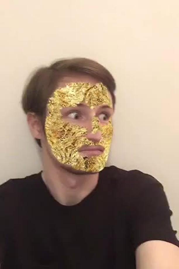 craftik Instagram filter foil mask