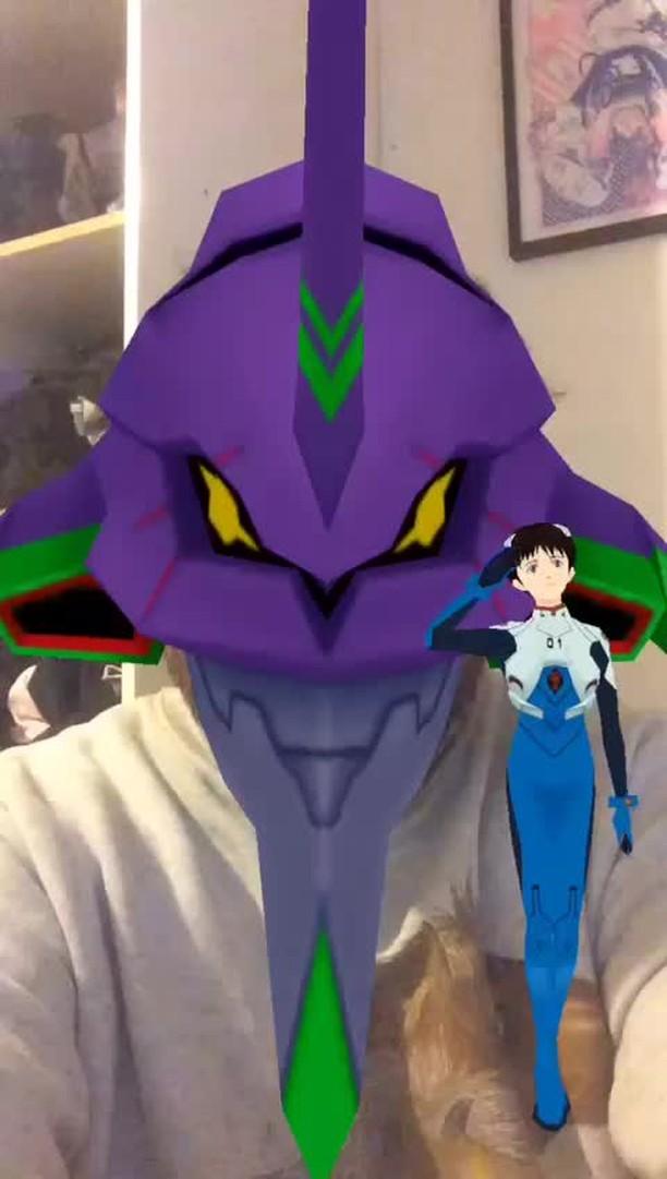Instagram filter The Shinji
