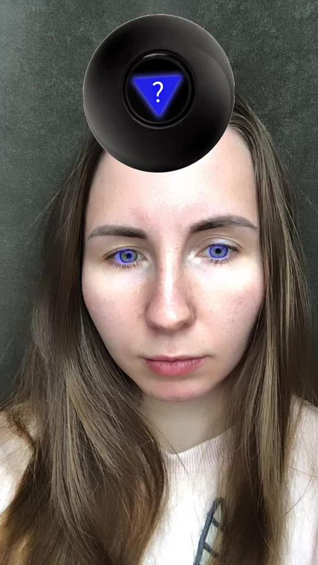 Instagram filter Prediction Ball