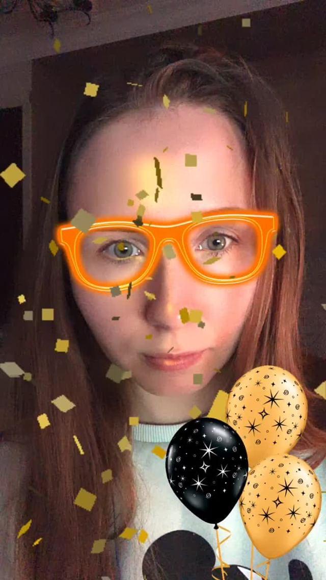 Instagram filter Crazy Party