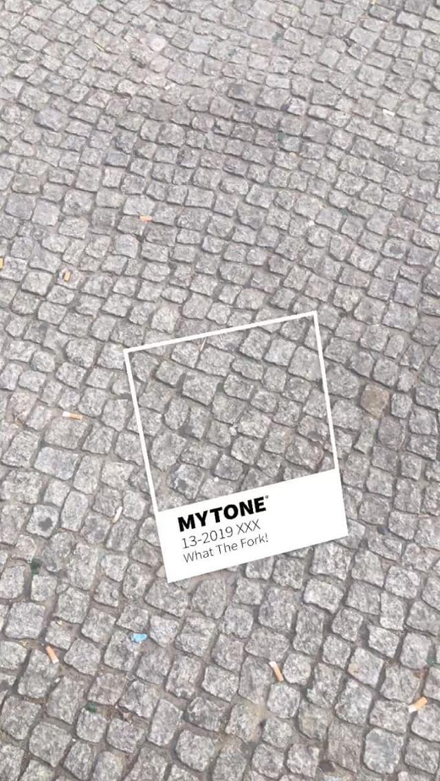 Instagram filter MYTONE