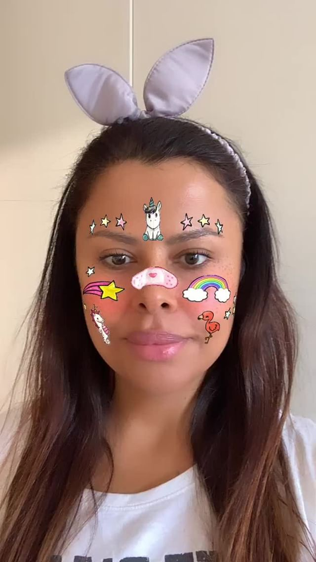 Instagram filter Stickers