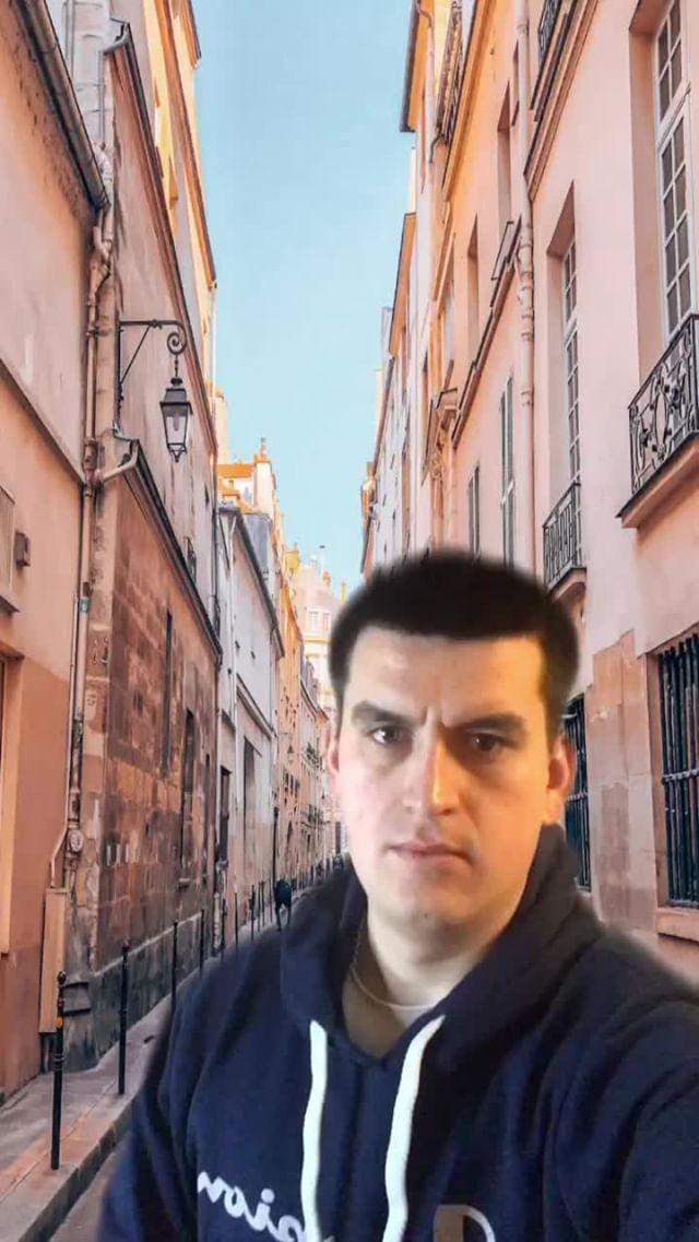 nurlygajanov Instagram filter Paris