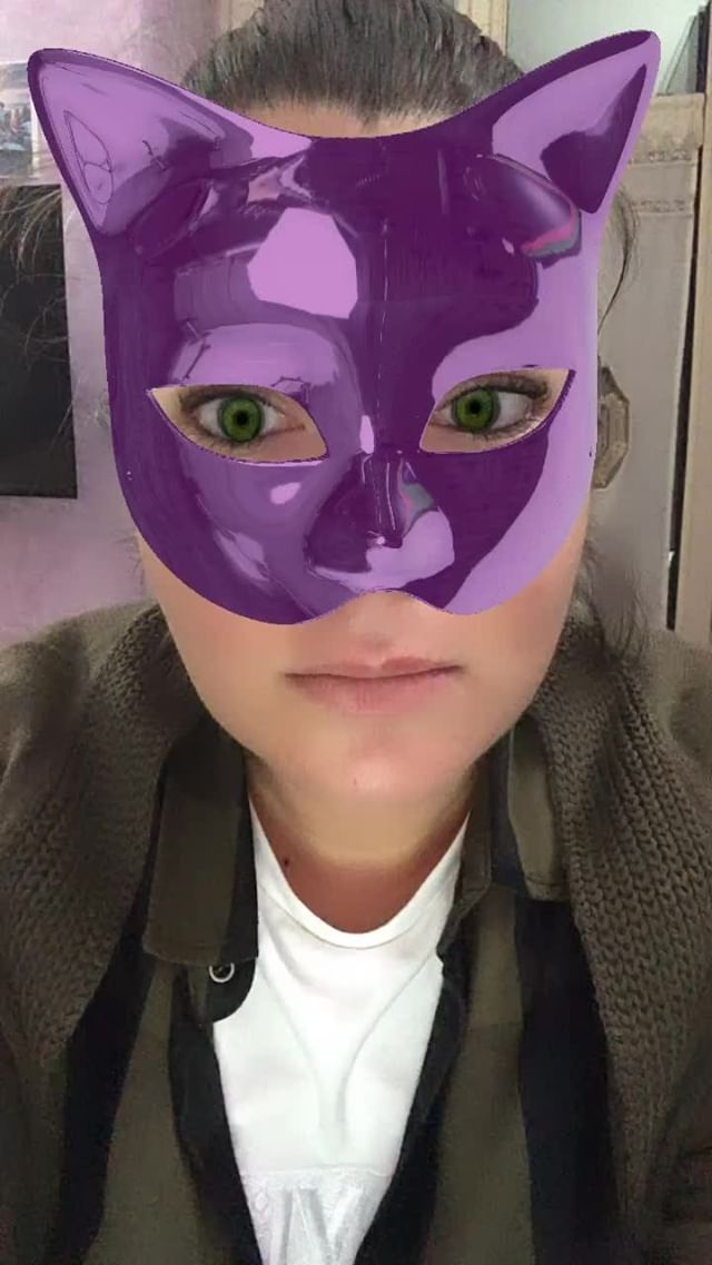 jessicavangone Instagram filter cat.mask