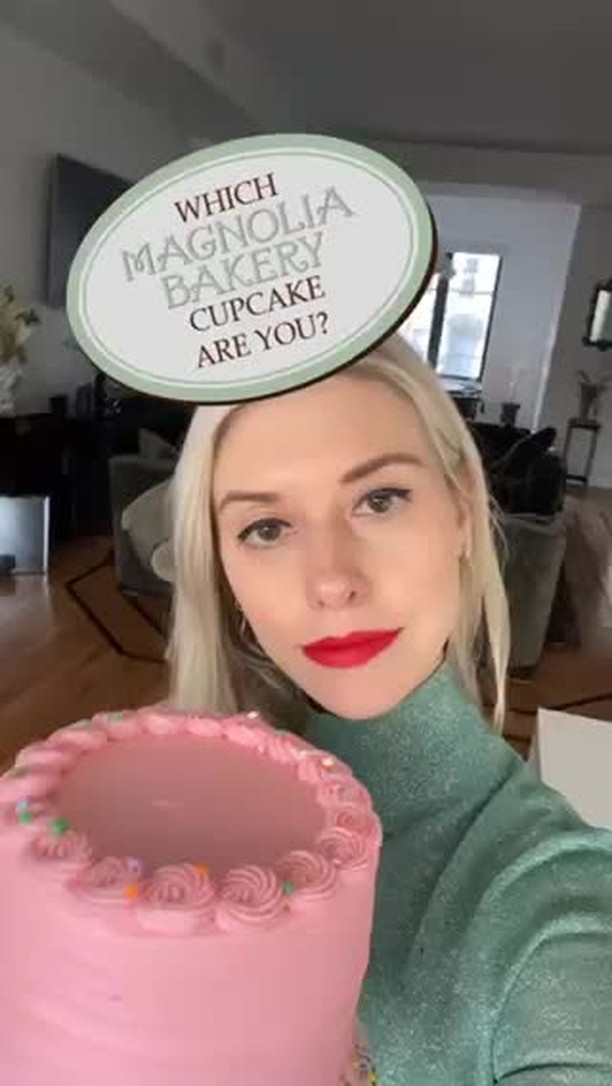 magnoliabakery Instagram filter Cupcake Roulette