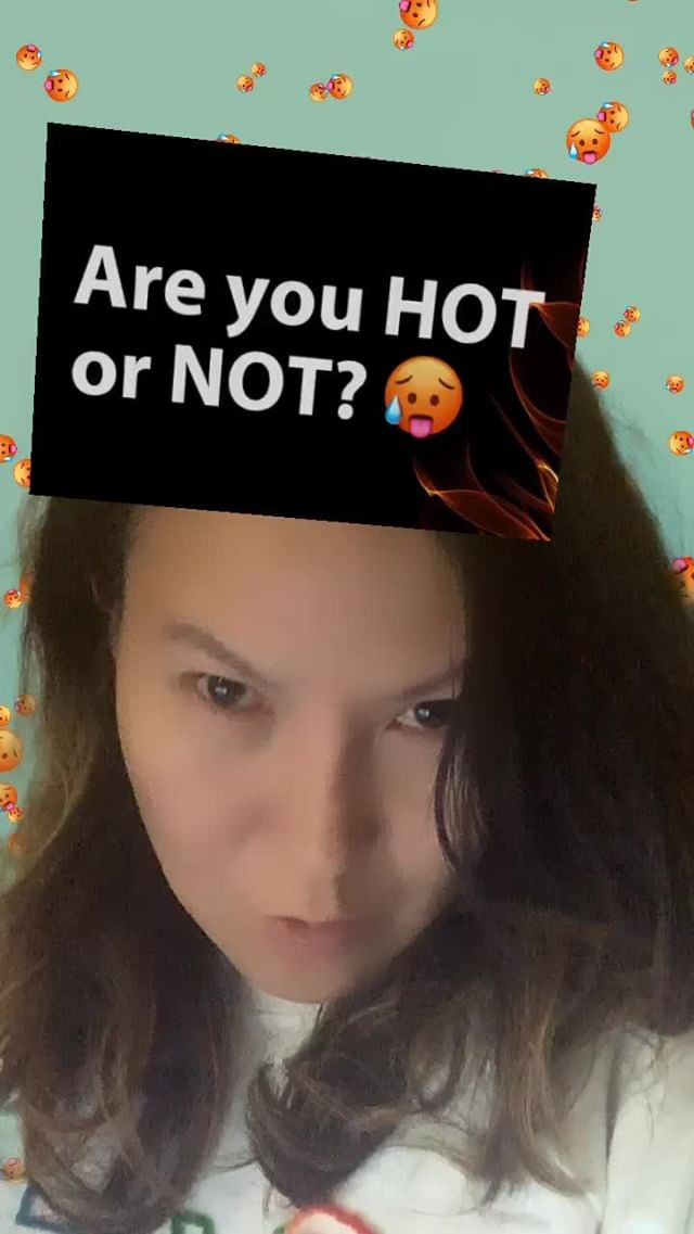 Instagram filter Hot or Not