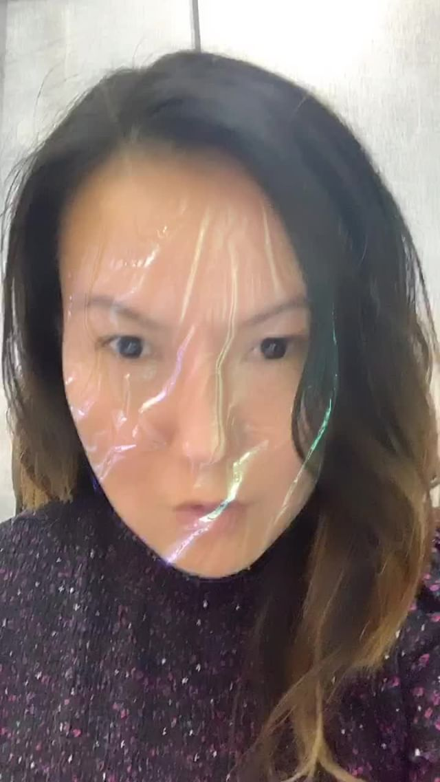 Instagram filter Plastic (U)