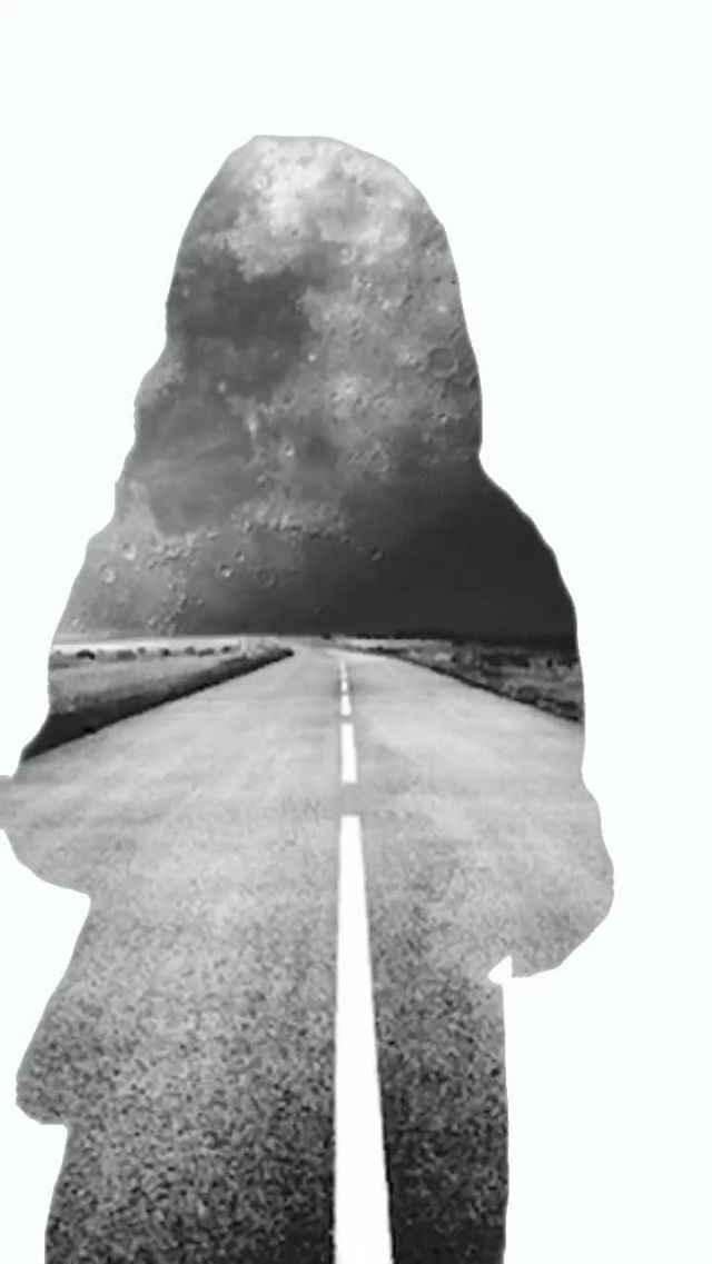 Instagram filter Silhouette Roads