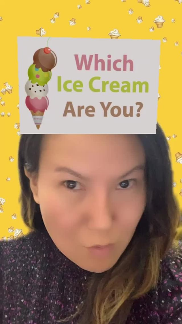 Instagram filter Which Ice Cream