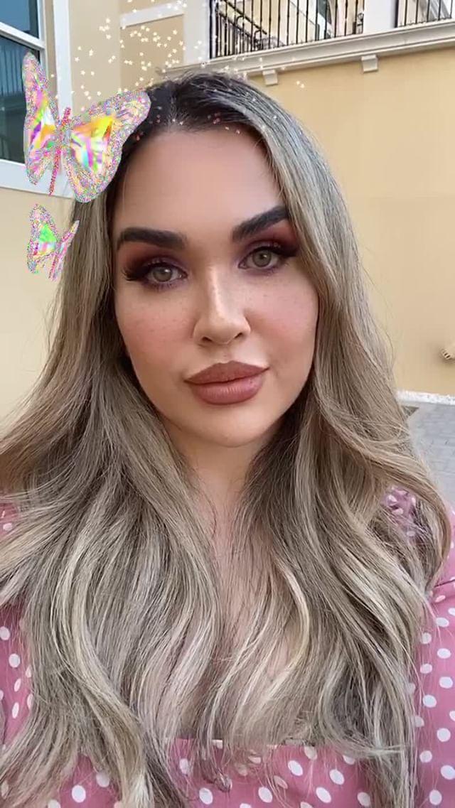 sophie Instagram filter Diamond Butterfly