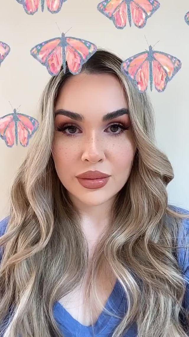 sophie Instagram filter Jewelled Butterflies