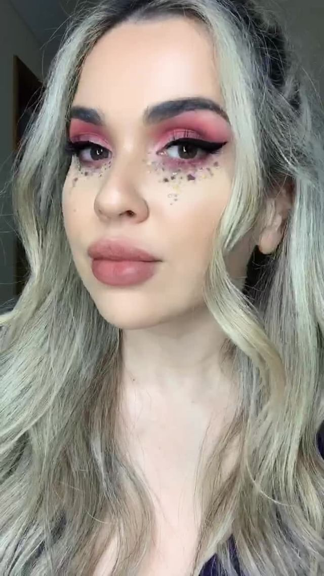 Instagram filter Glitter Tears