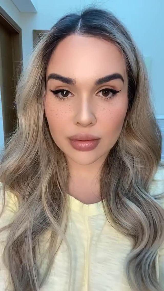 sophie Instagram filter Pretty Freckles