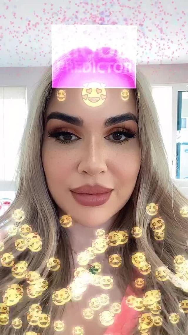 sophie Instagram filter Mood Predictor