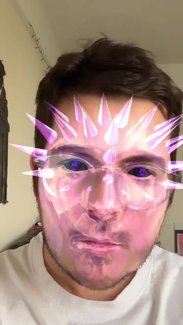 Instagram filter cyborg_spike