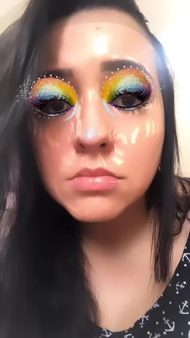 Instagram filter Lagrimas Pride