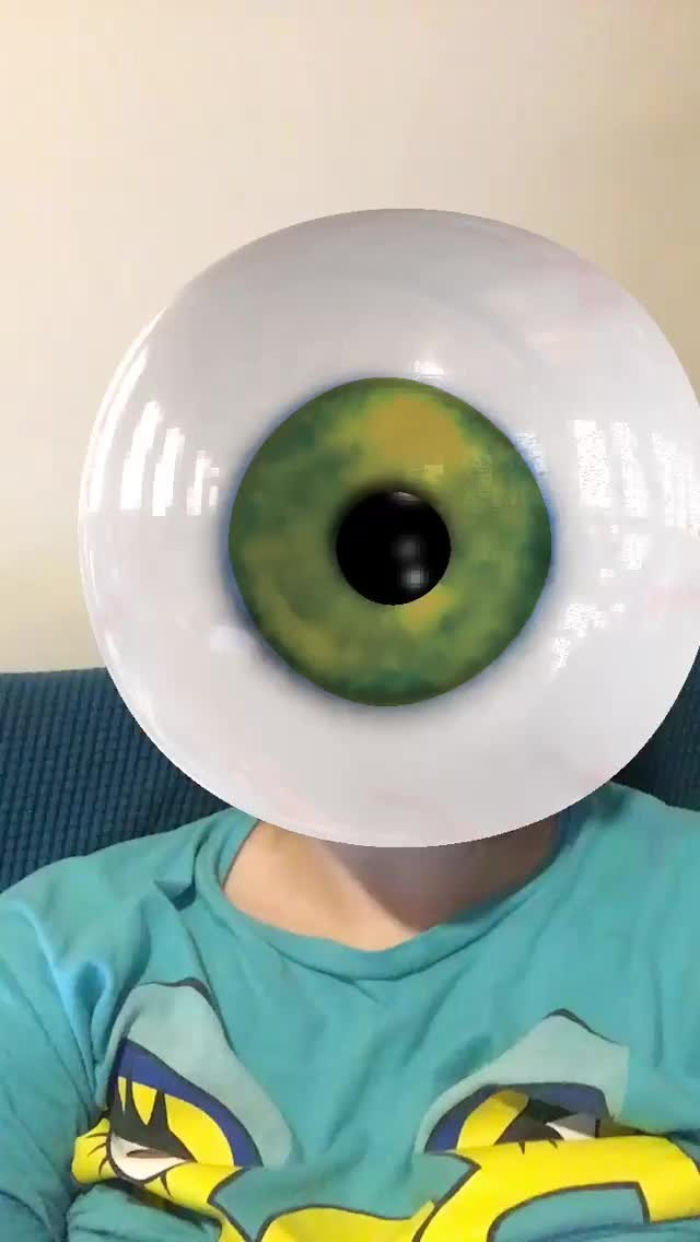annecy.cornchip Instagram filter i am eye