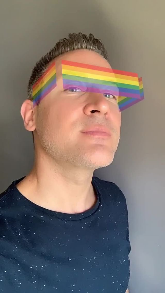 Instagram filter Wear Your Pride