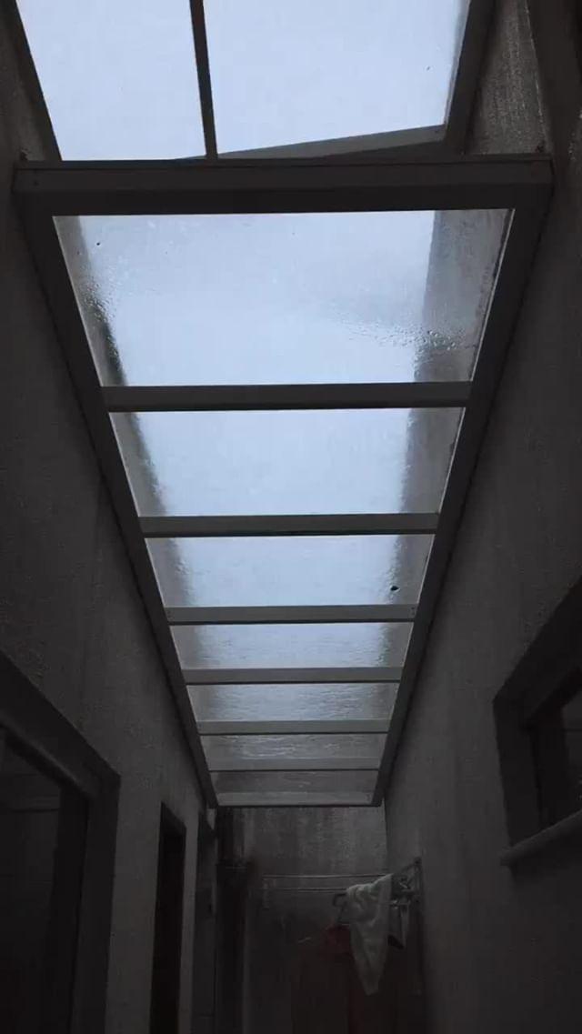 Instagram filter Rain