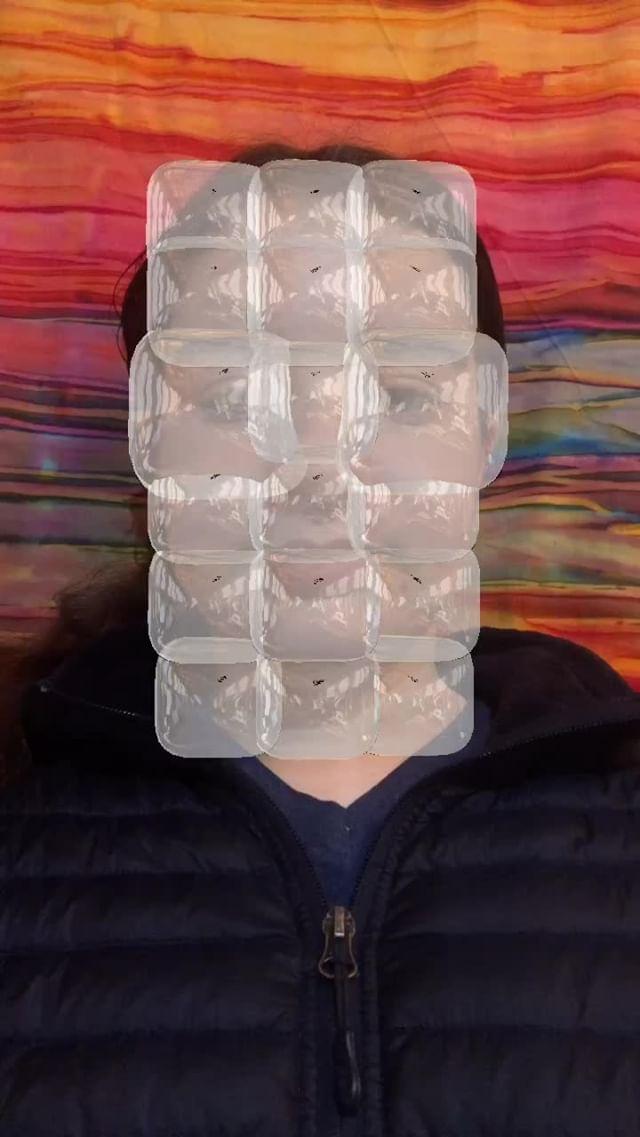 Instagram filter Bubble Wrap