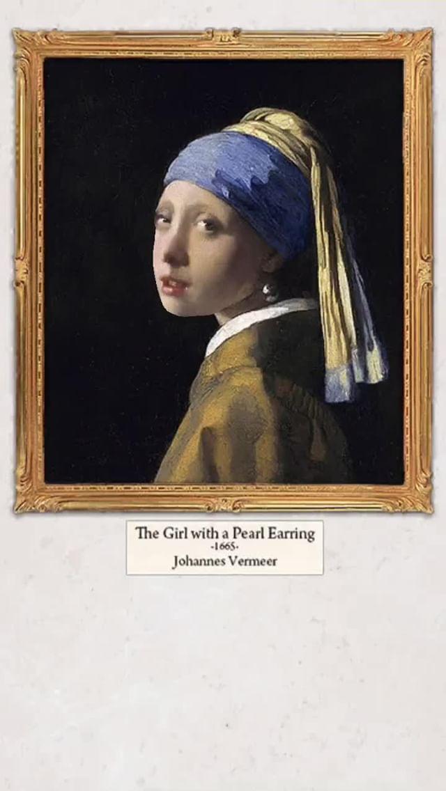 bma_japan Instagram filter Johannes Vermeer-1