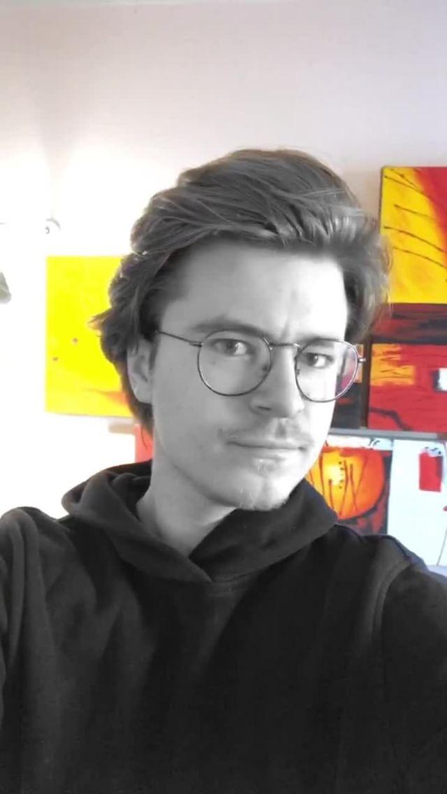 pauliakow Instagram filter Feeling grey