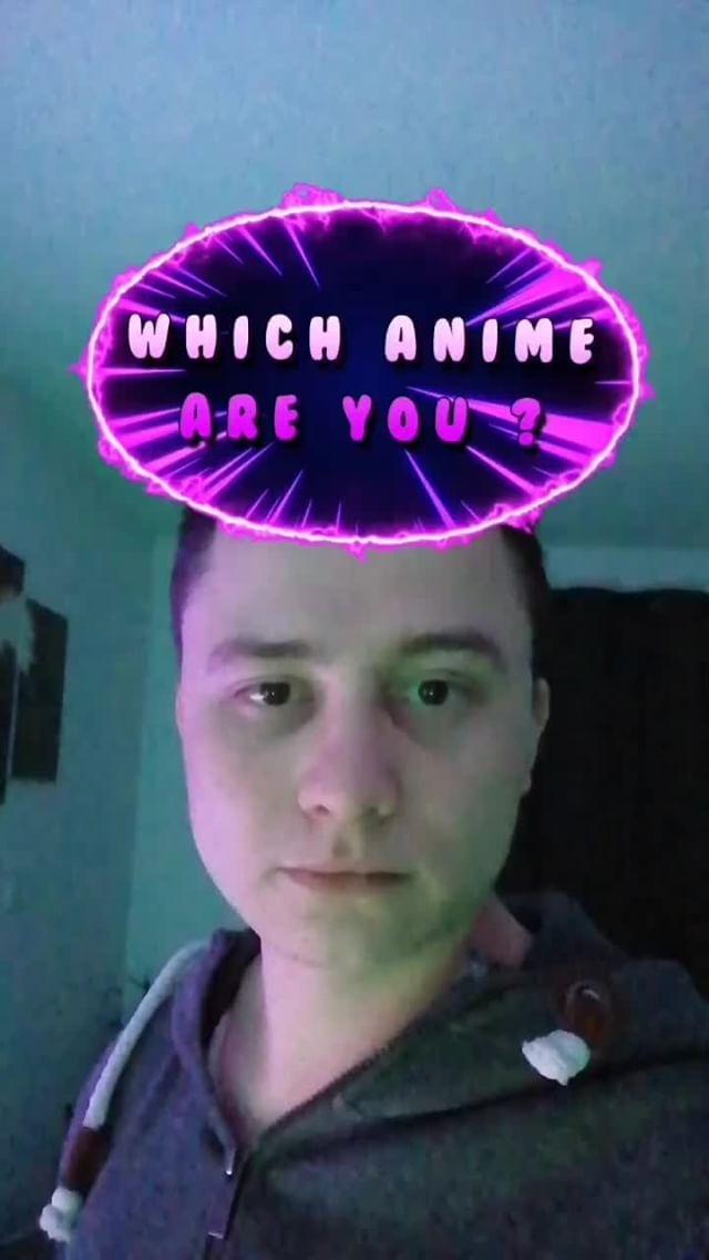 arakris_vfx Instagram filter Which Anime ?