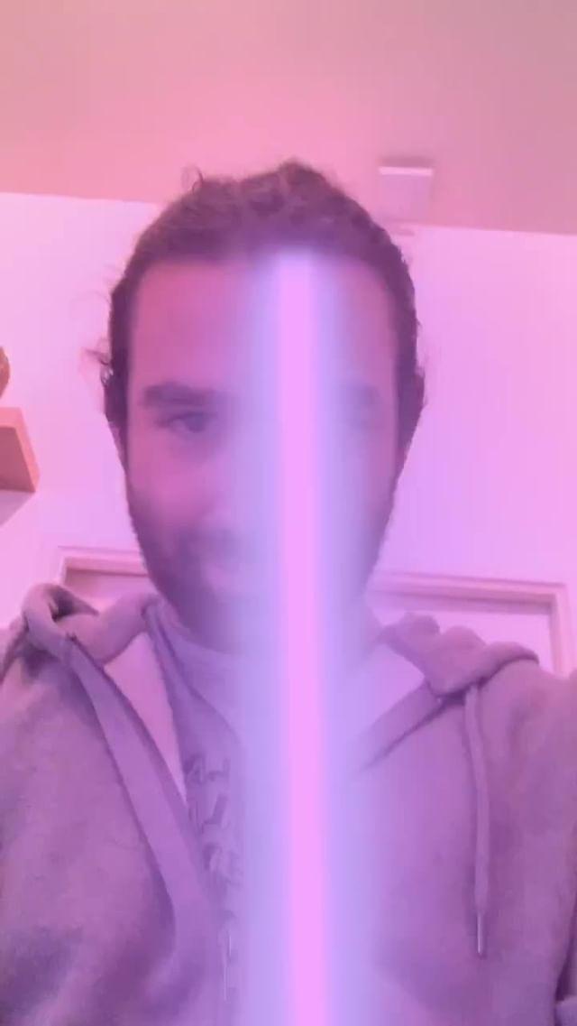 Instagram filter Light Sabers Multi