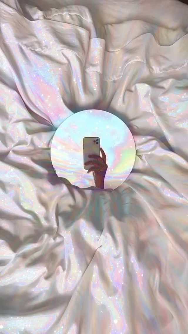 Instagram filter Iridescent ✦