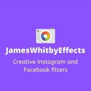 jameswhitbyeffects Instagram filters profile picture