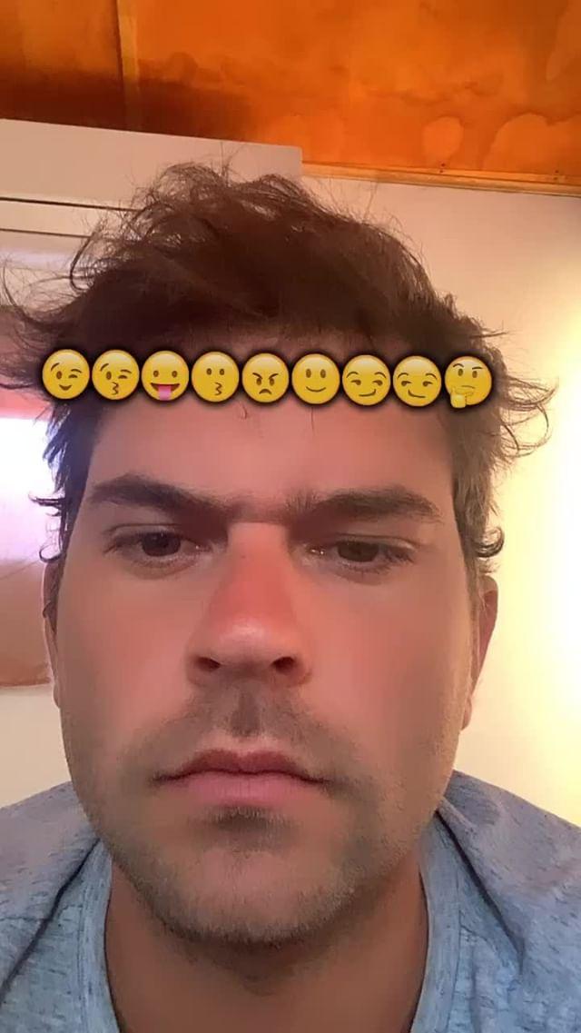 Instagram filter Face Challenge