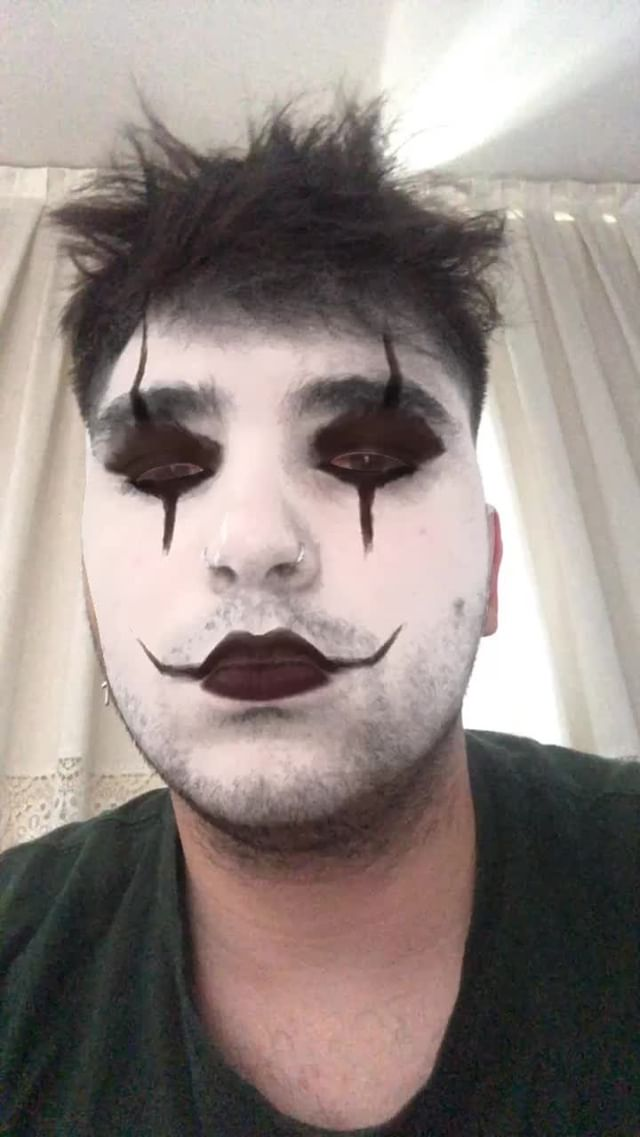 Instagram filter Corv Mask