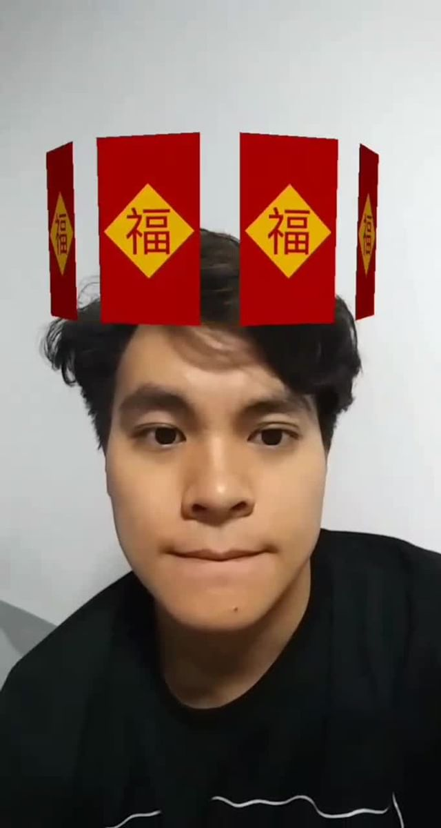 Instagram filter How much AngBao should u get?