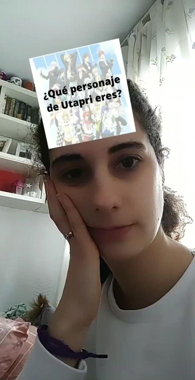 Instagram filter Utapri