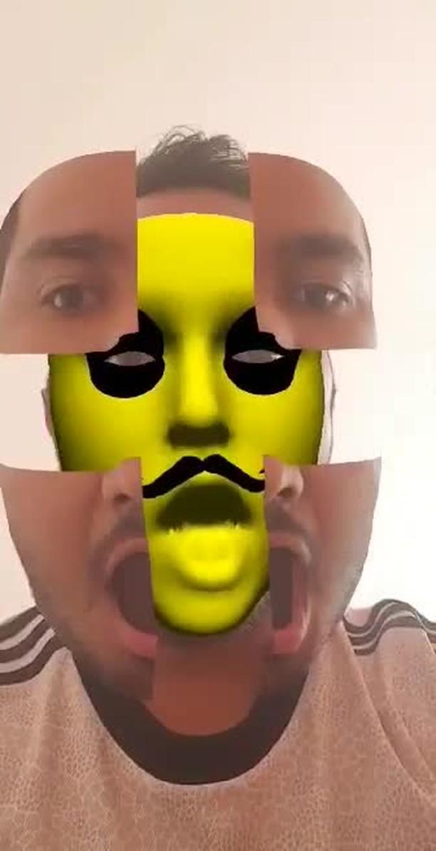 vadhercreations Instagram filter Mr.Yellow
