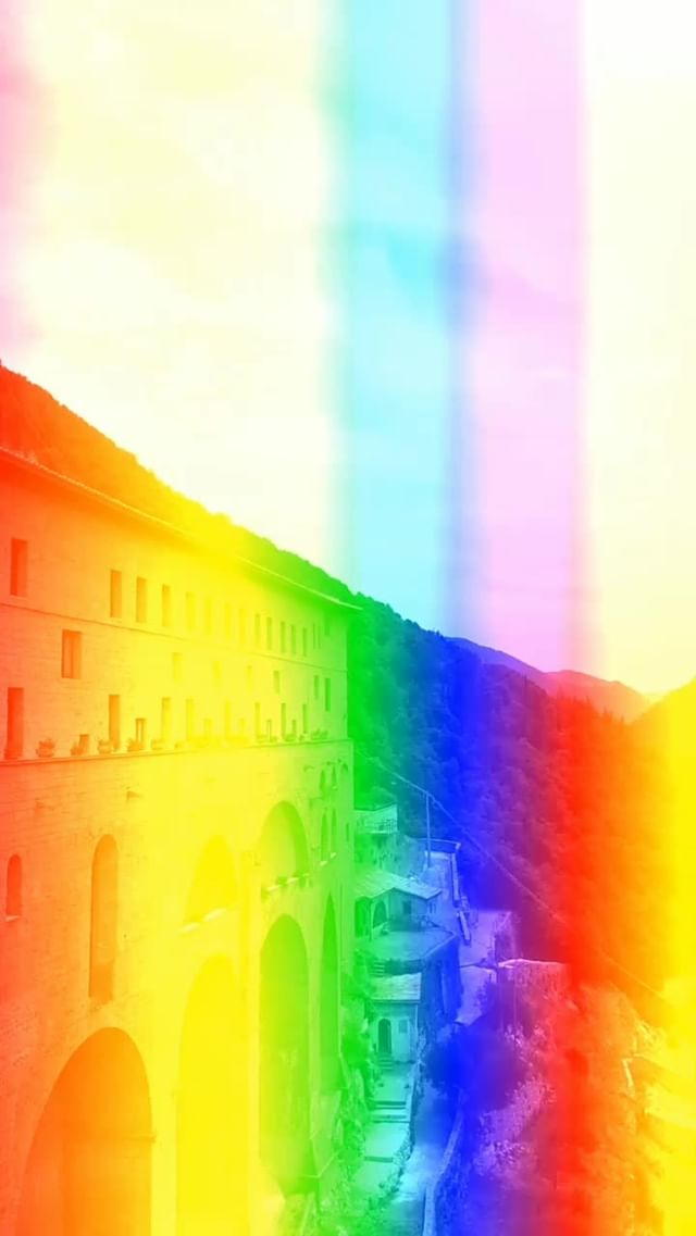Instagram filter rainbow1