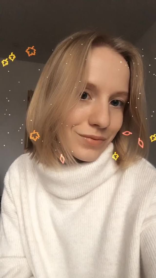 Instagram filter AUTUMN MOOD