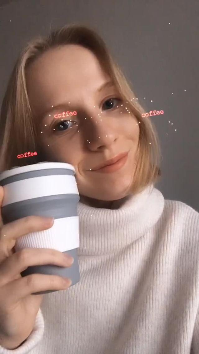 annamartovskaja Instagram filter COFFEE MOOD