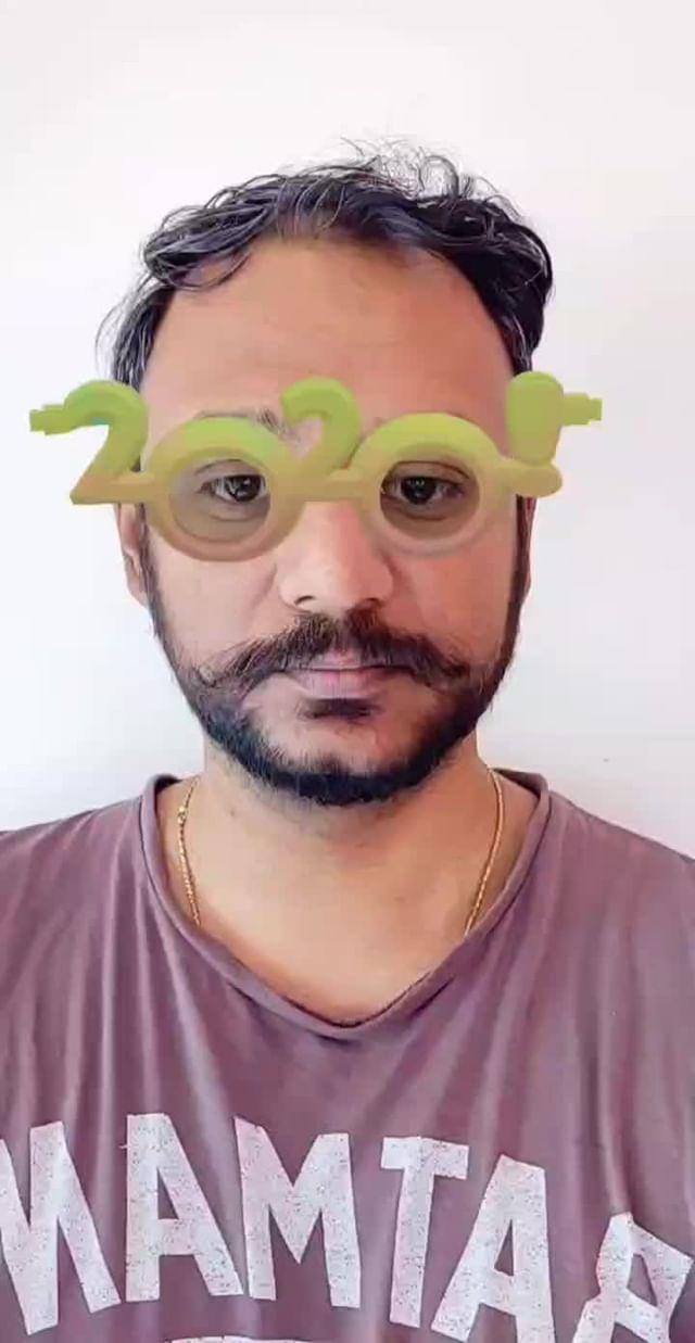 Instagram filter 2020 Glasses