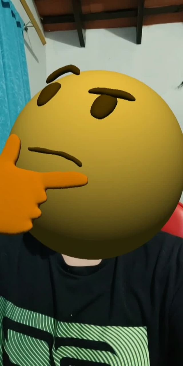 Instagram filter Thonk
